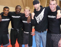 REPUBLIC/American Boxing Submission Grappling Team