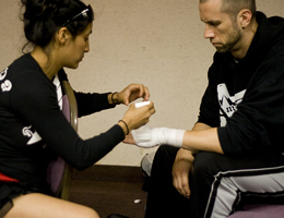 San Diego Kickboxing Instructor Master Personal Fitness